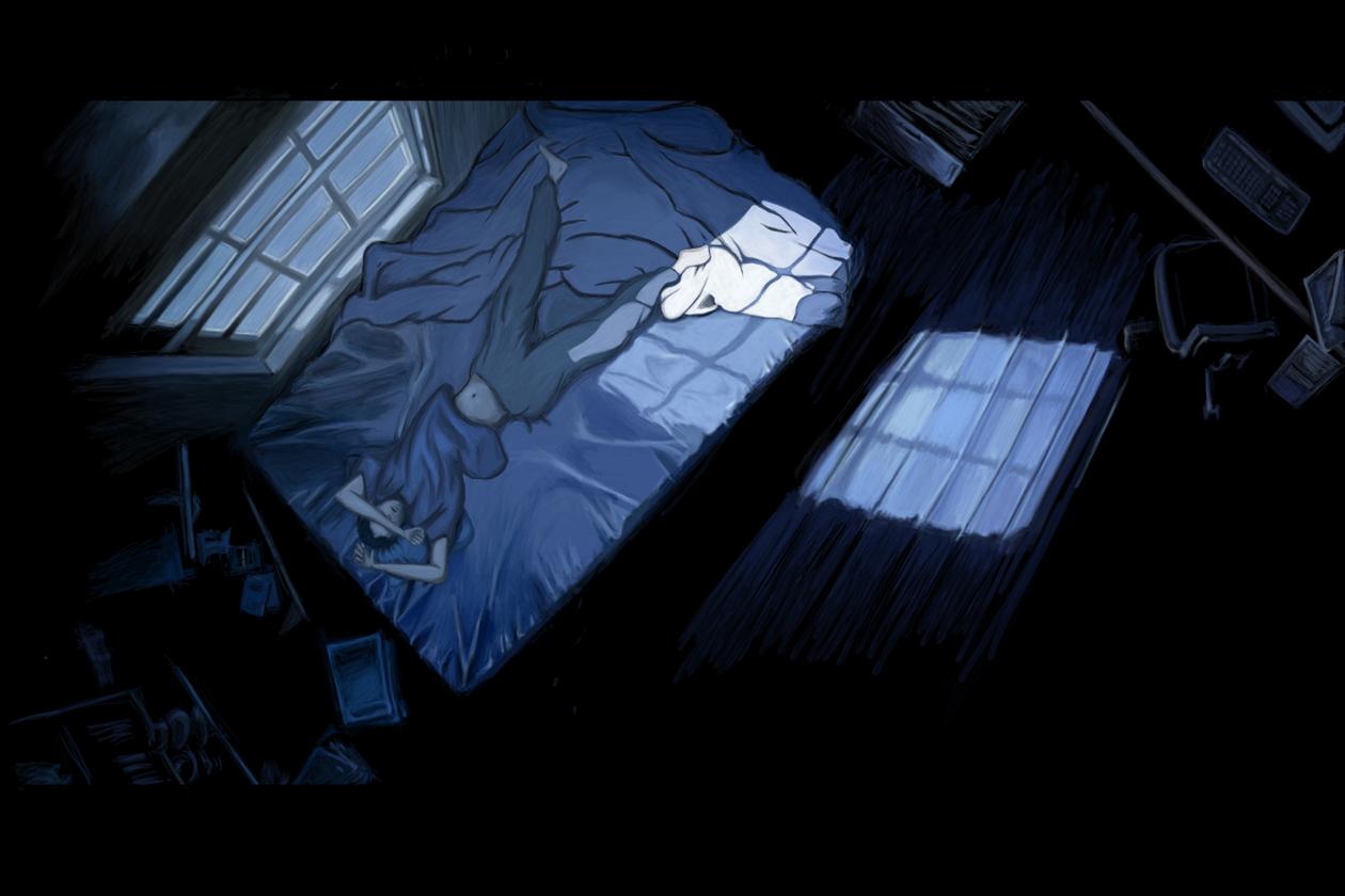 Sleep to Dream by thaddeous