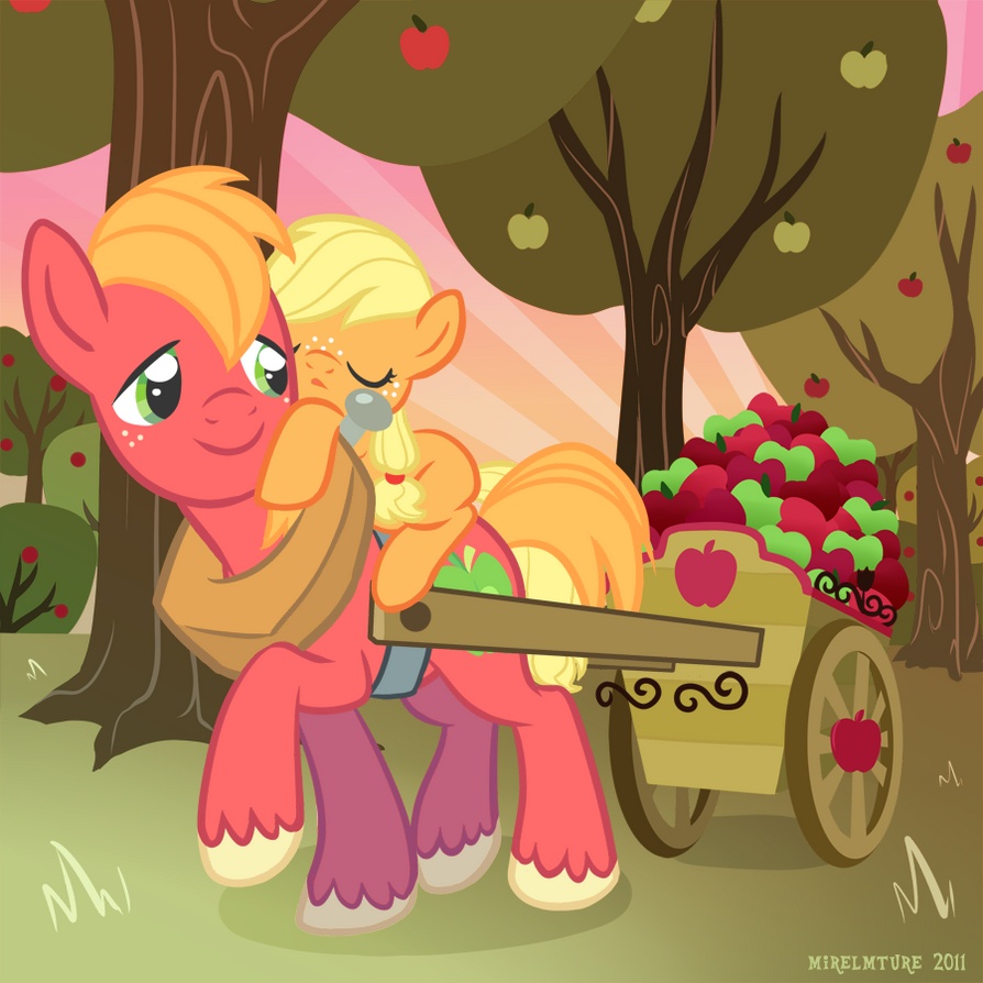 Big Brother Macintosh by Mirelmture