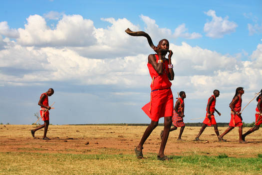 Masai Horn