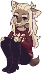 Commission - Kayla pixel by Flavia-Elric