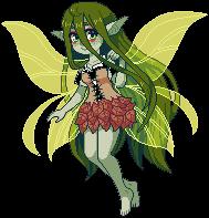 Commission - Seraphim pixel