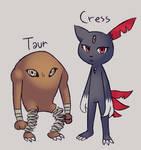 Taur and Cress