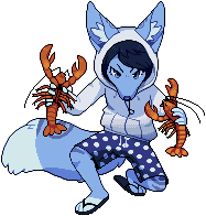 Commission - pixel by Flavia-Elric