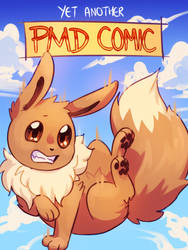 Yet Another PMD Comic - Cover by Flavia-Elric