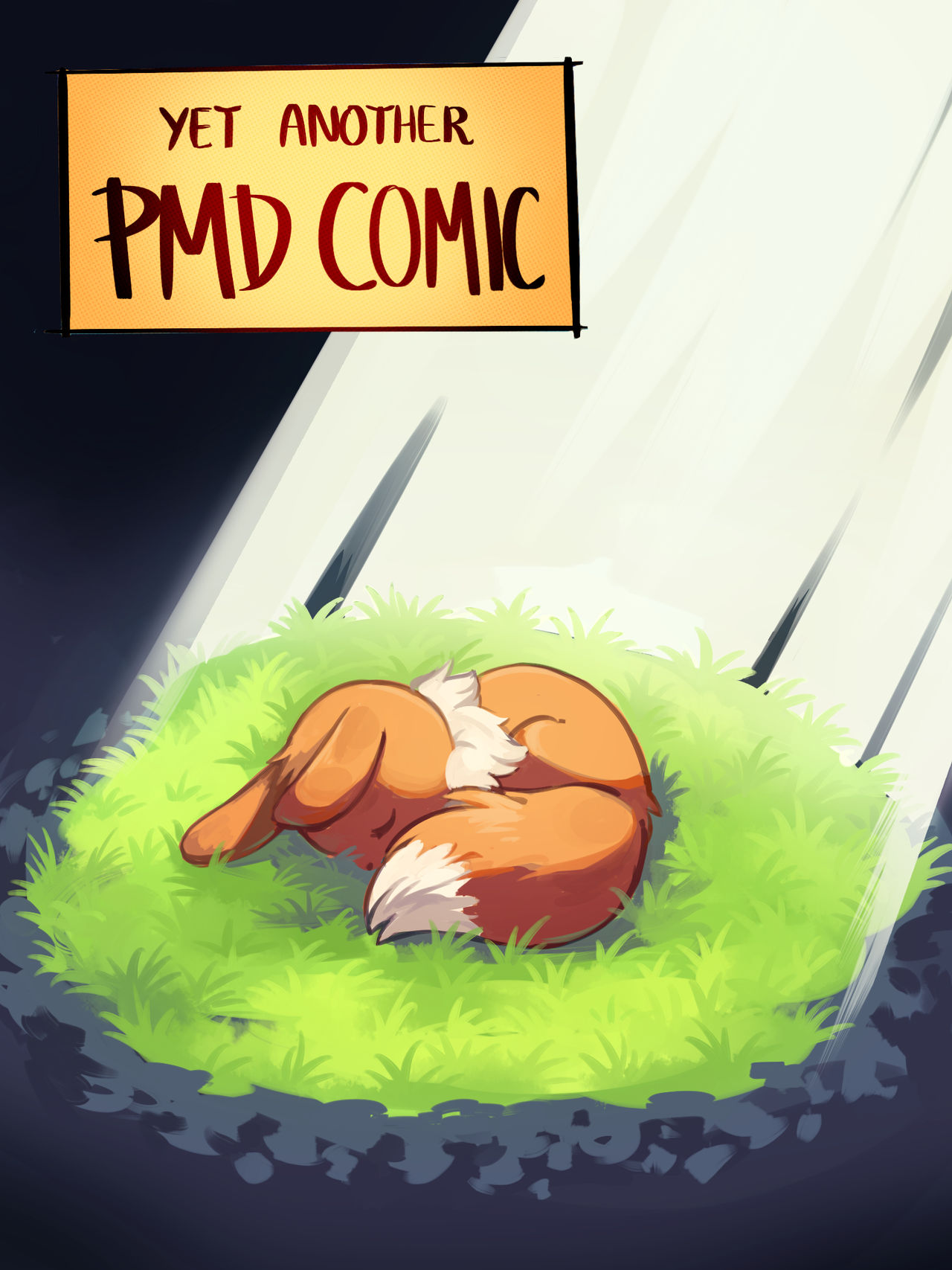 Yet Another PMD Comic - Cover