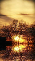 sunset. II by DreyerDan