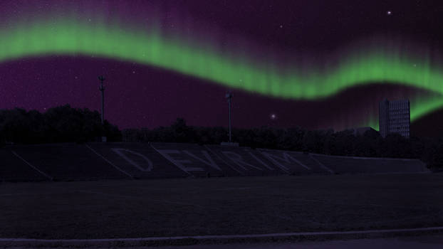 what if? - northern lights over metu