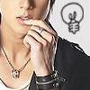 Wu Chun Icon, lightbulb by MissMoonsome