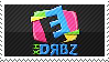 XHDRBZ Stamp by ToonAlexSora007