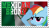 Stamp: Mexican Brony by ToonAlexSora007