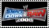Stamp: WWE Smackdown vs RAW 2008 by ToonAlexSora007