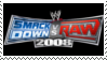 Stamp: WWE Smackdown vs RAW 2008 by ToonAlexSora007