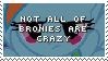 Stamp: Not all of them are crazy by ToonAlexSora007