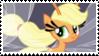 Stamp: Applejack Breezie by ToonAlexSora007