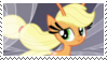 Stamp: Applejack Breezie by ToonAlexSora007