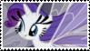 Stamp: Rarity Breezie by ToonAlexSora007