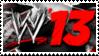 Stamp: WWE '13 by ToonAlexSora007