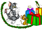 Tom and Jerry - Merry Christmas!