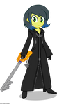 Pauly join Organization XIII The Forgotten member