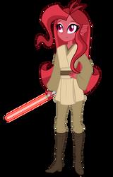 Mezma the Jedi padawan