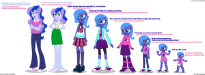 Vice Principal Luna's regression
