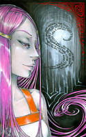 Eureka 7 - Anemone by binleh