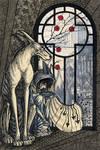 Anubis the Dog by binleh
