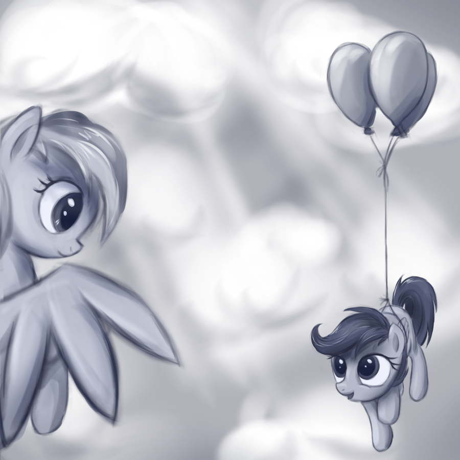 A lesson in flying by fajeh