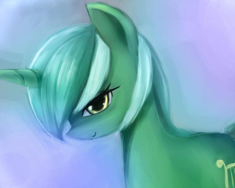 Lyra Knows by fajeh