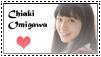 Chiaki Stamp by KeysaMoguri