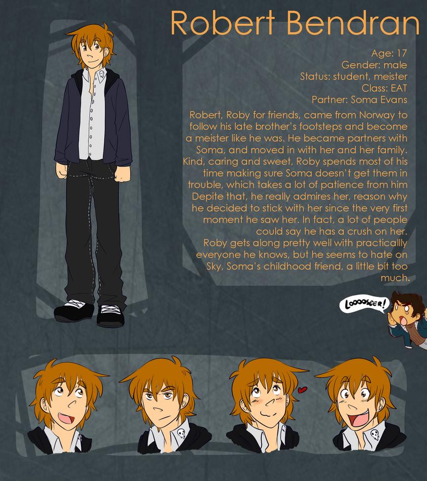 Roby's ref 2014 by KeysaMoguri