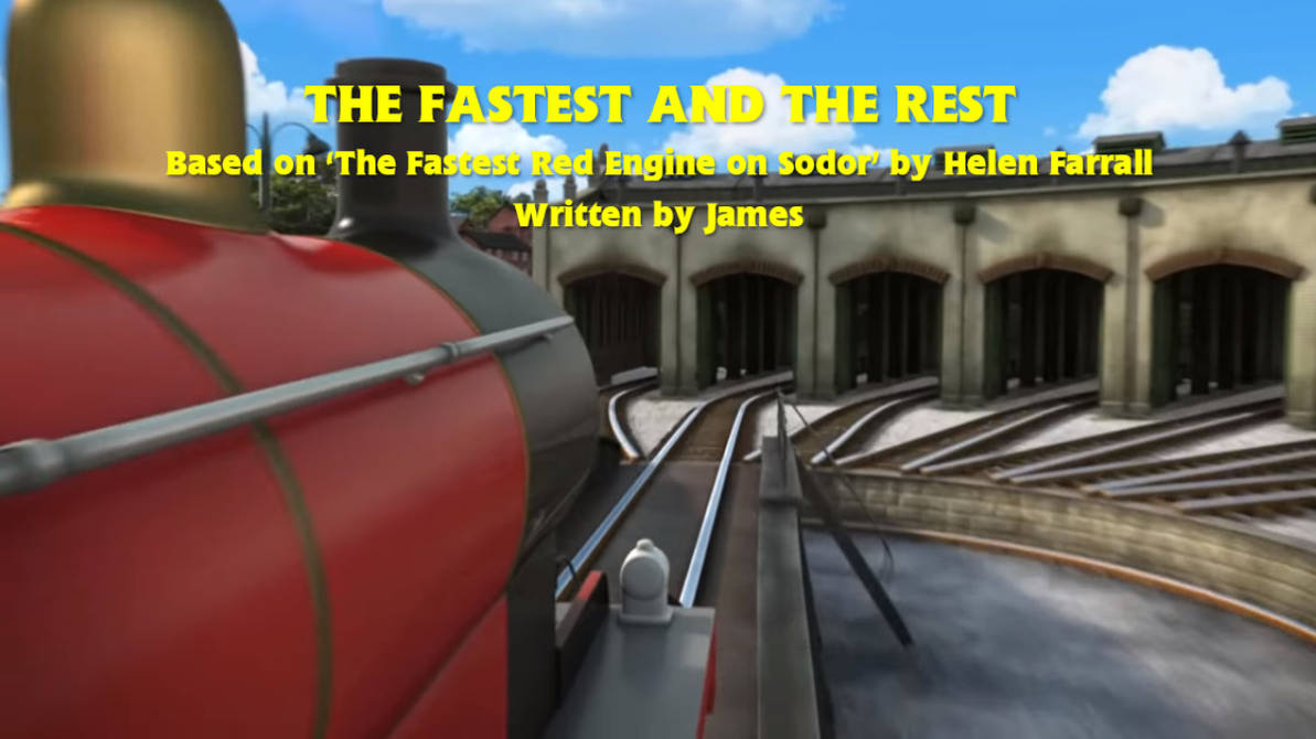 Sodor the early years a stranger in need