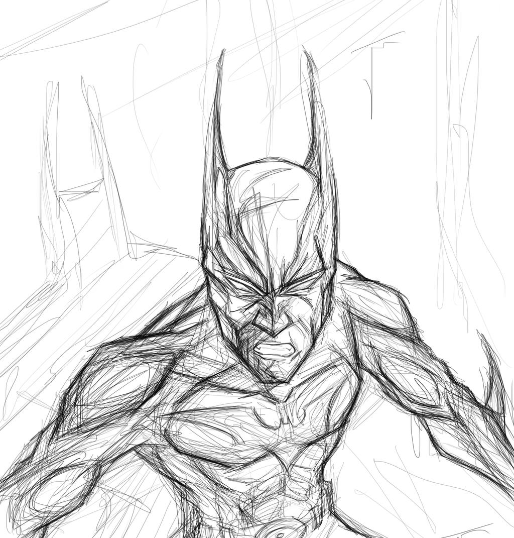 batman beyond sketch 2014 by joshmackey on deviantart
