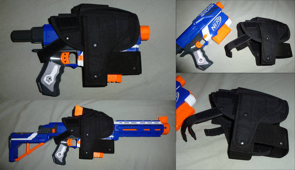 NERF Retaliator/Recon Holster by MarcWF
