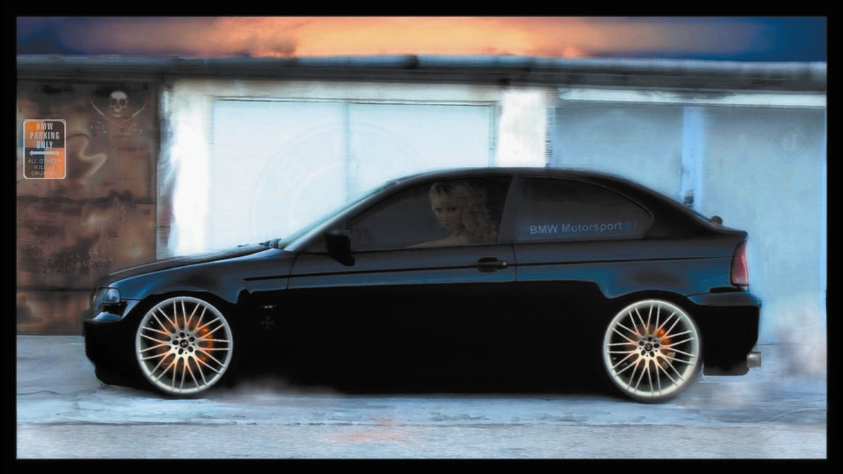 bmw e46 compact by bmw e46 compact on deviantart. Black Bedroom Furniture Sets. Home Design Ideas