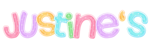 Justine's Text PNG 4 (Logo)