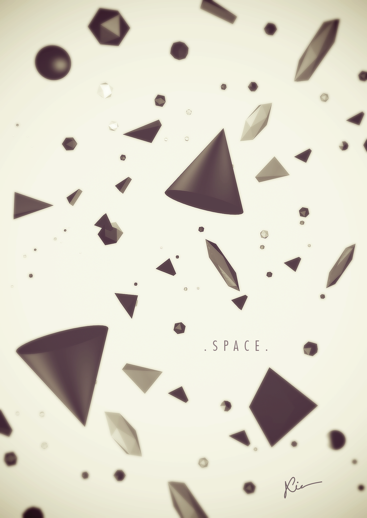 . S . P . A . C . E . by lyky90