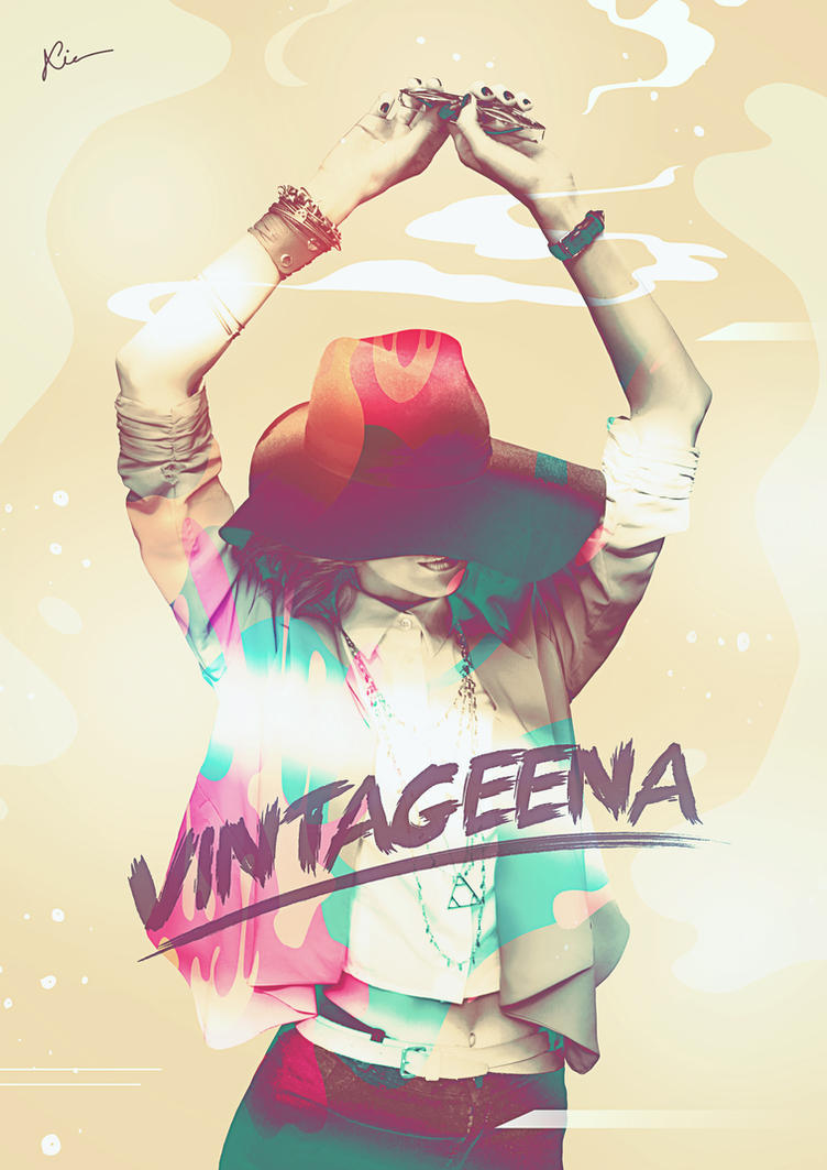 Vintageena. by lyky90
