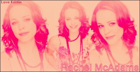 Rachel McAdams by lovekristin