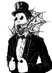 vampire  by pingupunkart