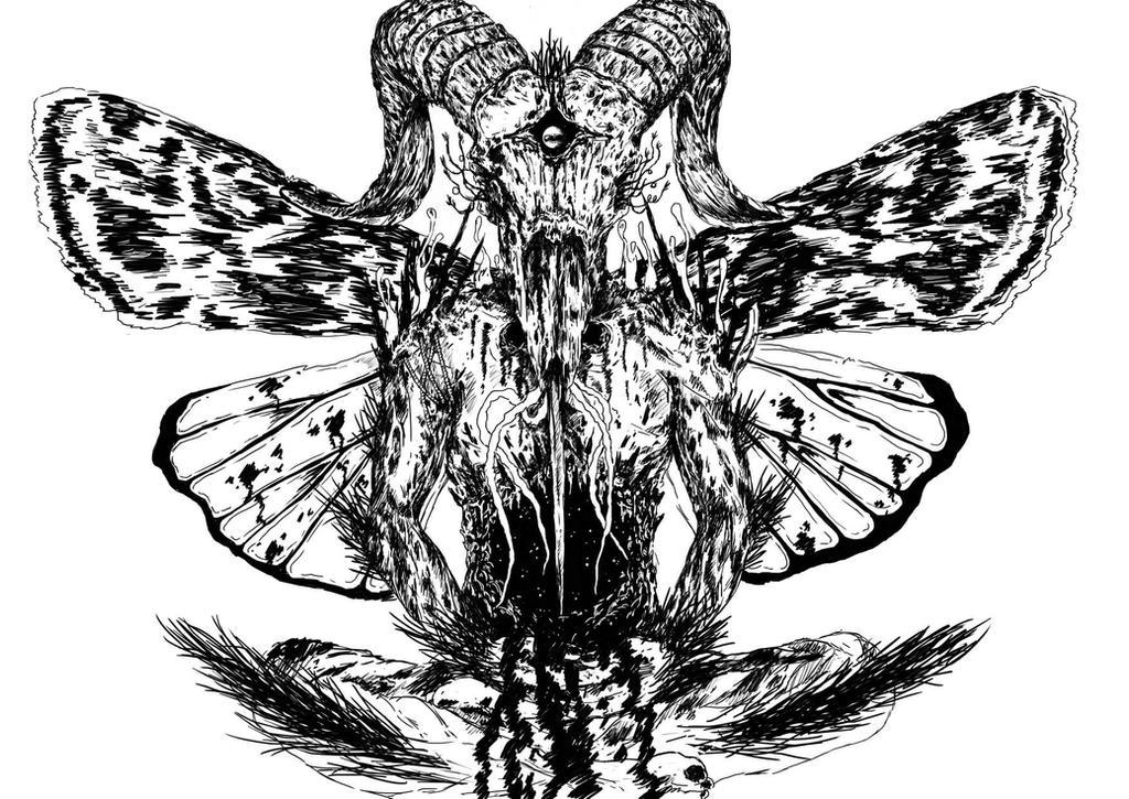 capricorn by pingupunkart