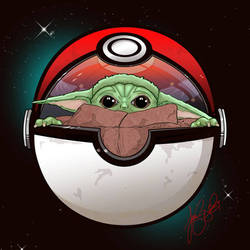 PokeWars!!  ***Baby Yoda, I choose you!***