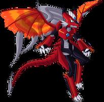 Robo Dragon Flare