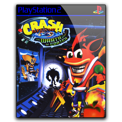 Crash Bandicoot - The Wrath Of Cortex Icon