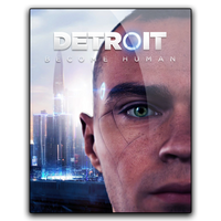 Detroit Become Human Icon by 30011887