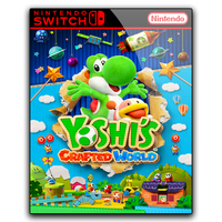 Yoshi's Crafted World Icon by 30011887