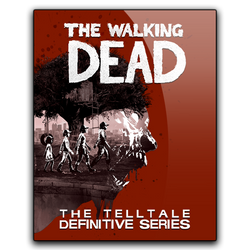 The Walking Dead The Definitive Series Icon