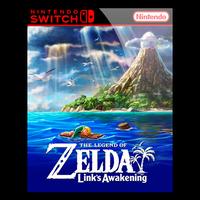 The Legend Of Zelda Link's Awakening Icon