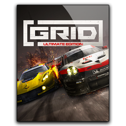 Grid Ultimate Edition 2019 Icon