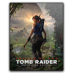 Shadow Of The Tomb Raider Definitive Edition Icon